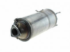 Iveco Daily Dieselpartikelfilter DPF